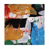 Abstract Painting Print by Andriy Zholudyev