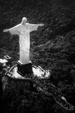 Christ The Redeemer Photographic Print by  CelsoDiniz
