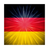 German Flag Posters by  marinini