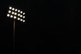Sports Stadium Floodlights Fotografie-Druck von Mr Doomits