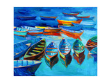 Boats Prints by Boyan Dimitrov