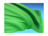 Flag Of Libya Prints by  bioraven