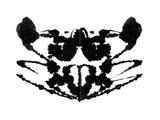 Rorschach Test Kunstdrucke von  akova