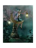 The Night Watch Poster von Atelier Sommerland