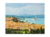 Memories Of Corfu Posters by  kirilstanchev