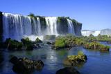 Iguazu Waterfalls Prints by  LondonPhotographix