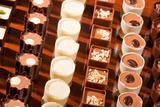 Rows Of Chocolates Lámina fotográfica por  TamiFreed