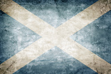 Scotland Flag Posters by  kwasny221