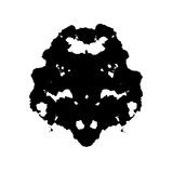 Rorschach Inkblot Art by  kgtoh
