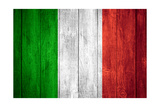 Flag Of Italy Posters by Miro Novak