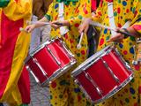 Rio Brazil Samba Carnival Music Photographic Print by Rony Zmiri