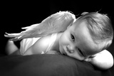 Angel Baby Photographic Print by  beatricekillam