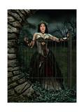 At The Gate Láminas por Atelier Sommerland