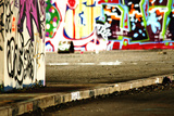 Colorful Selective Focus Graffiti Concept Prints by  sammyc