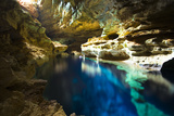 vtupinamba - Cave Swimming Pool - Fotografik Baskı