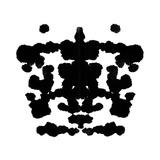 Rorschach Test Poster by  akova