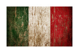 Flag Of Italy Prints by  hitdelight