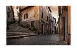 Old Italian Village Prints by  conrado