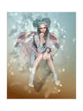 Winter Pixie Posters by Atelier Sommerland
