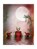 Fantasy Landscape Prints by  justdd