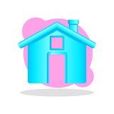 House Icon Art by  Rudall30