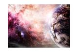 Creation Of Earth Art by  StephanieFrey