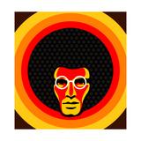 Soul Man Poster von  UltraPop
