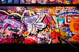 Crazy Graffiti Perspective And Shadows Photographic Print by  sammyc