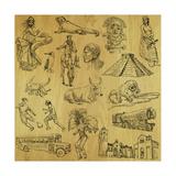 Südamerika Kunstdrucke von  KUCO