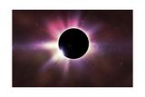 Solar Eclipse Affiches par  alexaldo