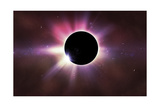 Solar Eclipse Prints by  alexaldo