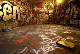 Graffiti Wide Angle Photographic Print by  sammyc