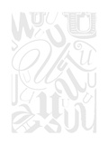 Typo U Prints by  imagefinder