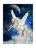 Pegasus Plakater af justdd
