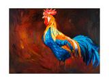 Rooster Prints by Boyan Dimitrov