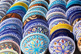 Arabic Colorful Pottery Photographic Print by  mythja