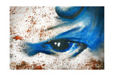 Abstract Graffiti Background Posters by NejroN Photo
