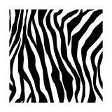 Zebra Print Posters by  sjgh