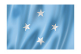 Micronesian Flag Prints by  daboost