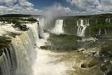 Iguazu Falls Poster by Neale Cousland