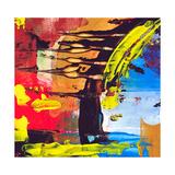 Abstract Painting Art by Andriy Zholudyev