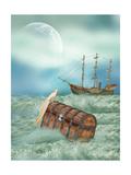 Barco Lámina por  justdd
