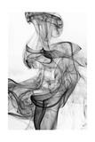 Black Smoke Prints by Hamhalter Jiri