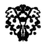 Rorschach Test Art by  akova