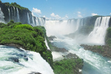 Iguazu Falls Photographic Print by  LevKr