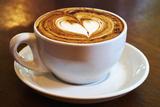 Kaffe Fotografisk trykk av  para827