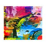 Abstract Painting Posters by Andriy Zholudyev