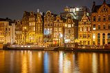 Amsterdam Poster par  badahos