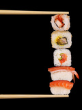 Maxi Sushi Photographic Print by  Jag_cz