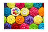 Cupcakes Prints by Ruth Black